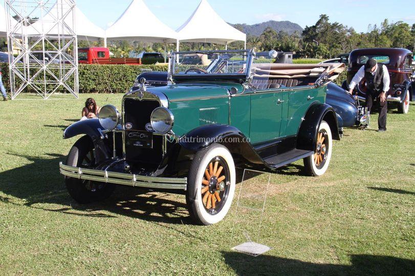 Carro antiguo 1