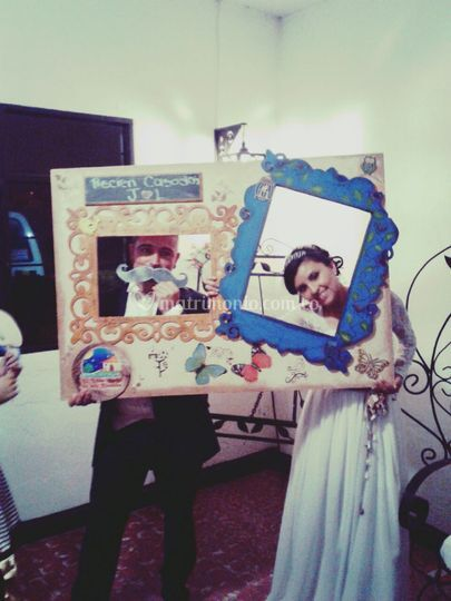 Matrimonios vintage