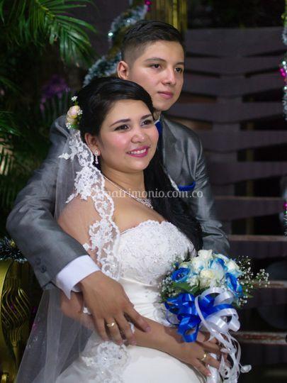 Kevin y Maria F