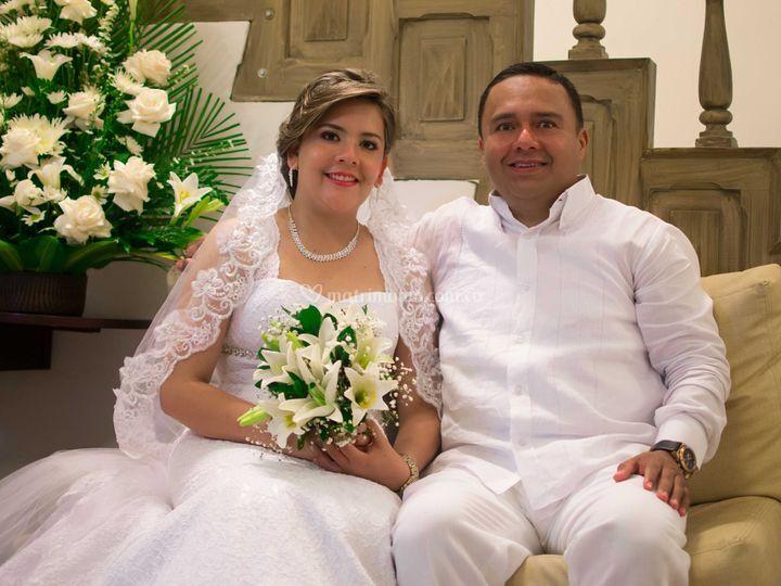 Cesar y Angela