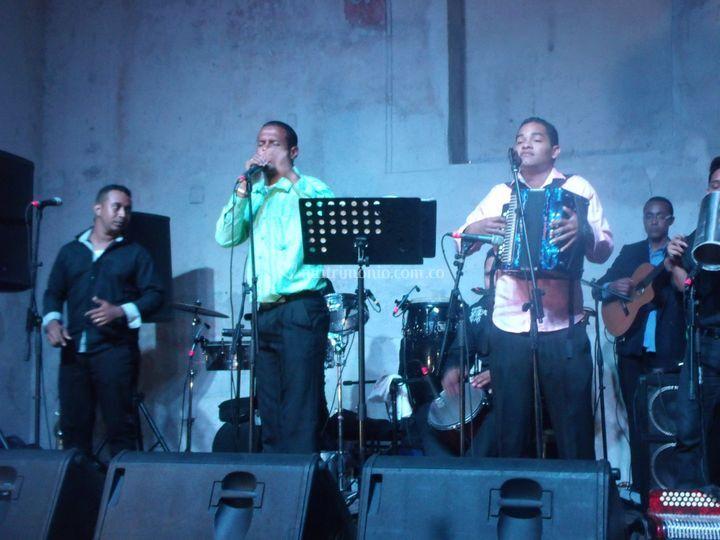 Grupo vallenato Barú