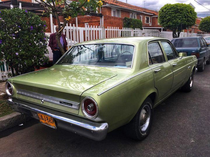 Un Ford clásico para tu boda