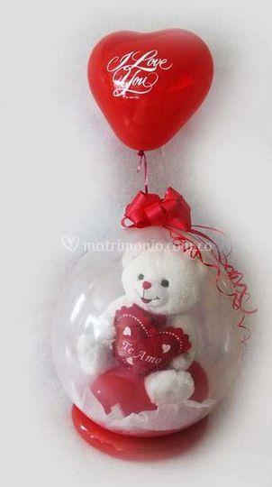 Detalles con globos