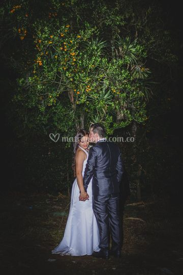 Fografía de matrimonio