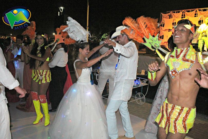 Eventos y Recreaciones Milo