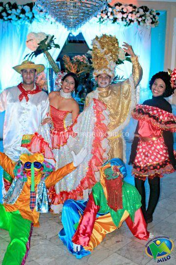 Hora loca carnaval de b/quilla