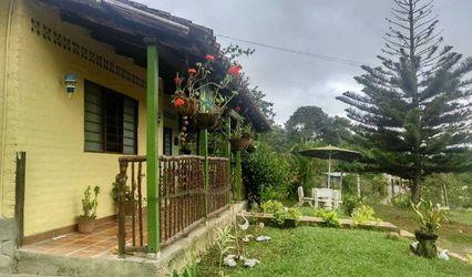Casa Campestre La Morocha 1