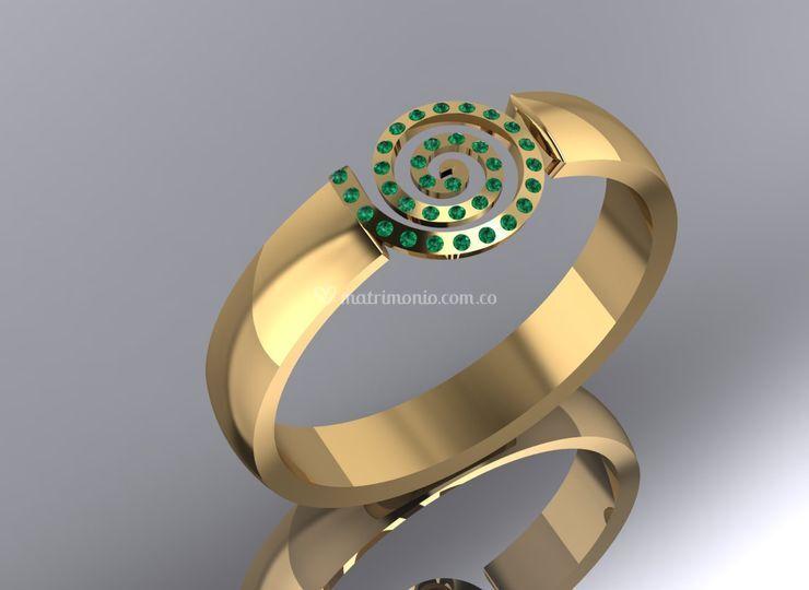 Circonita verde