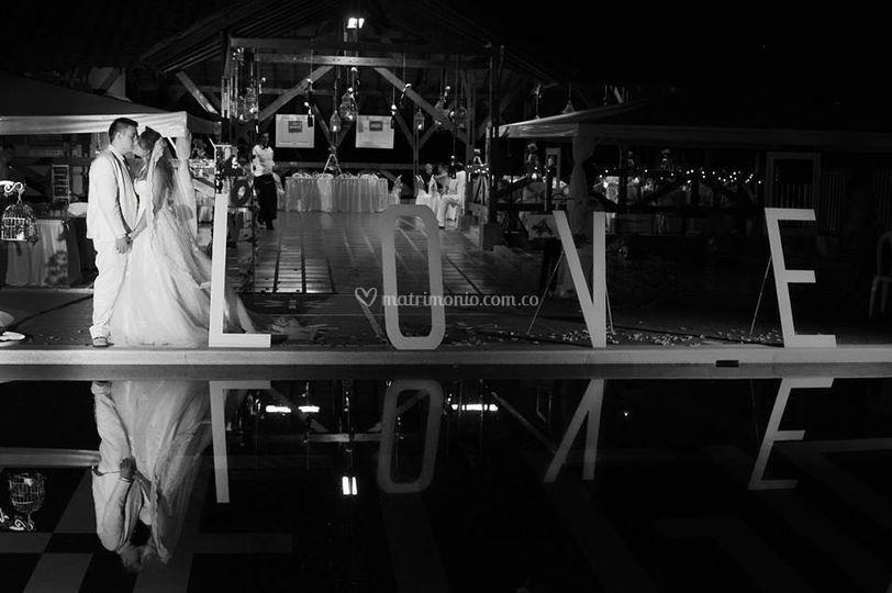 Diseño de boda tradicional