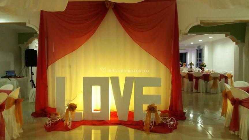 Eventos con amor