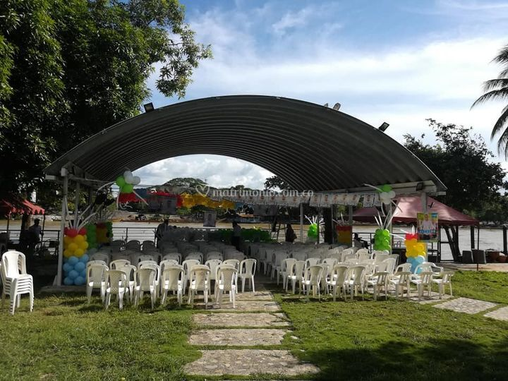 Villa Campestre Rio Sinú