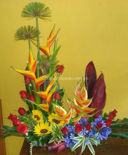 Adornos florales