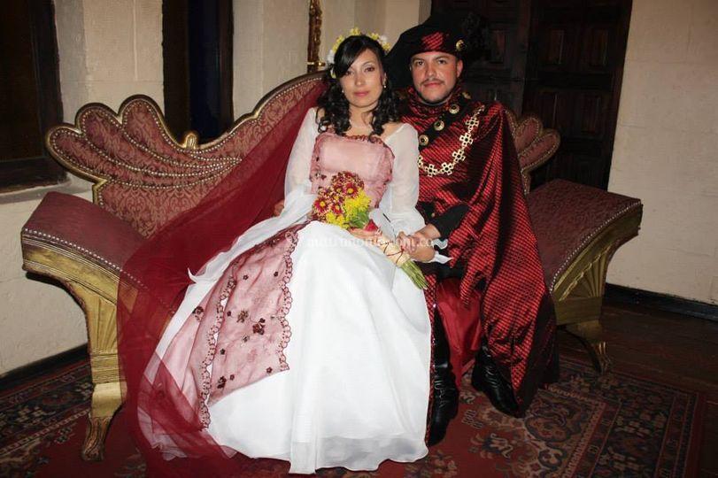 Matrimonio temático