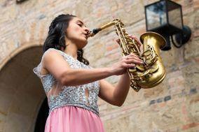 Anyela Gómez Saxofón