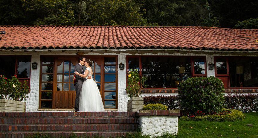 Marcela y Javier (Bogotá)