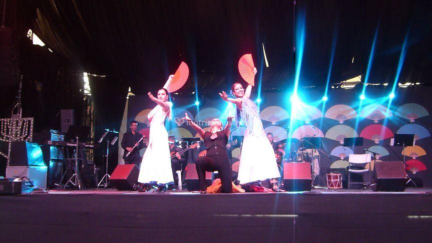 Show Flamenco Aroma Musical