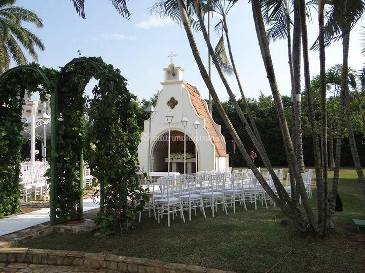 Casa hacienda el limonar capilla