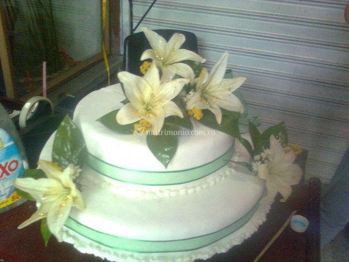Arreglo de torta