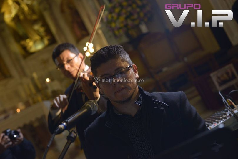 Ceremonias con violín