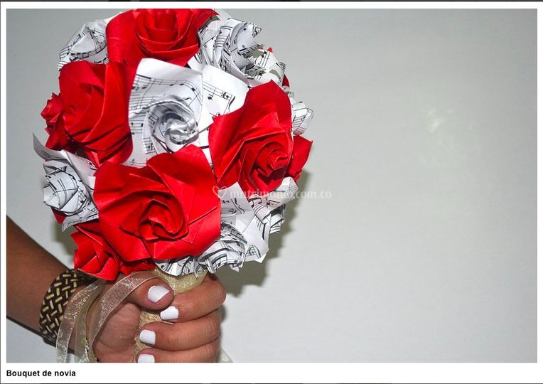 Bouquet ideal para novia