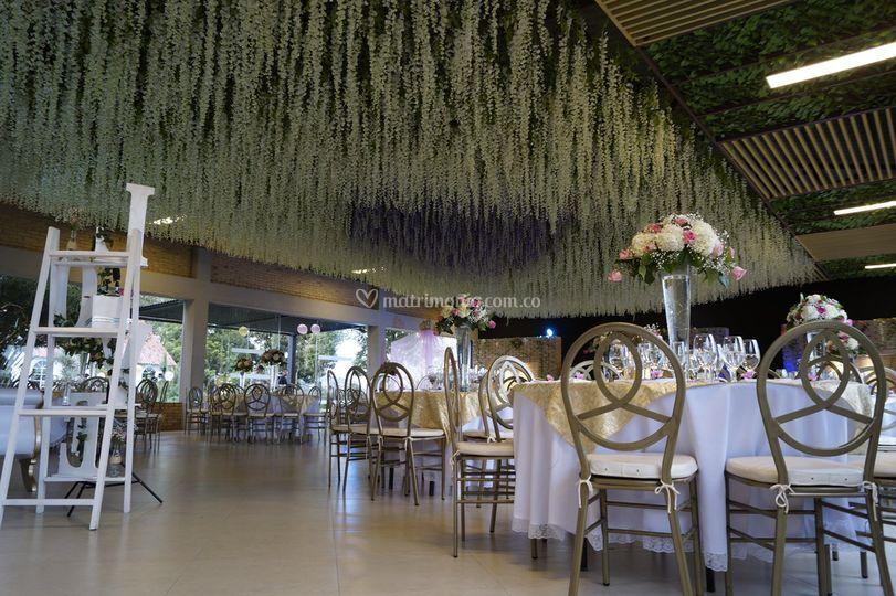 Casa de Banquetes Yextig