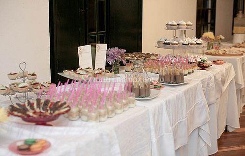 Mesa De Dulces De Oca Dise O Culinario Foto 3