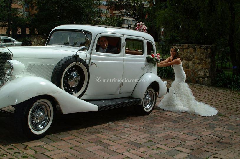 Carro antiguo