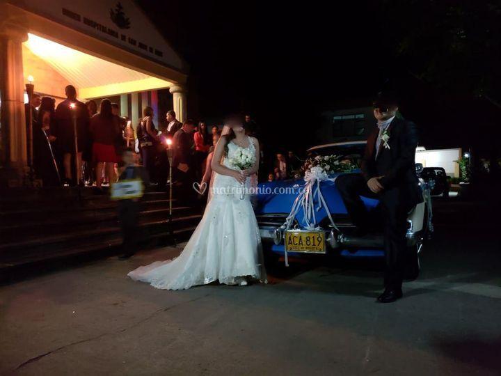 Matrimonio San Rafael