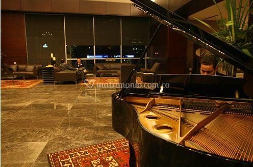 Salón del piano
