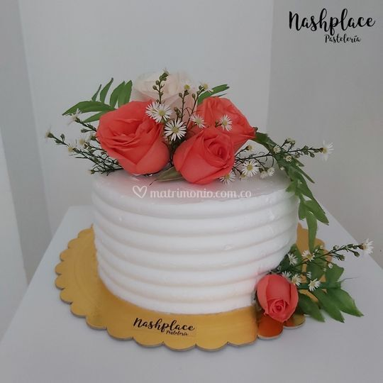 Cake para bodas