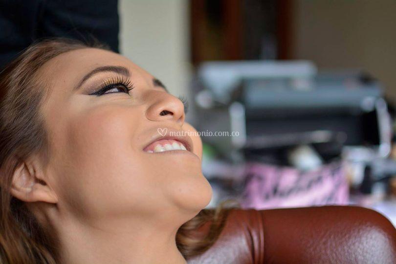 Angélica Álvarez MakeUp Artist