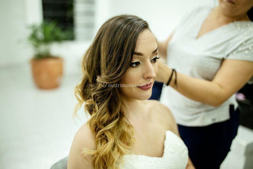 Diana Mosquera Makeup