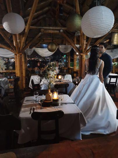 Matrimonio rústico