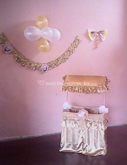 Detalles de la decoración