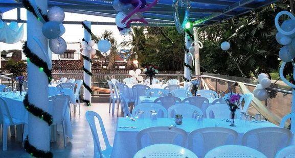 Restaurante para tu evento