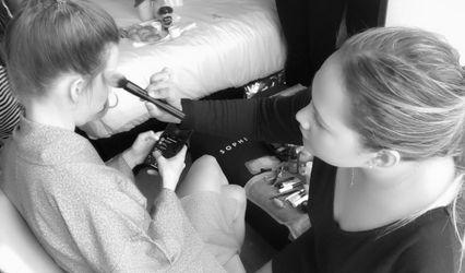 Paty Alcalá Makeup