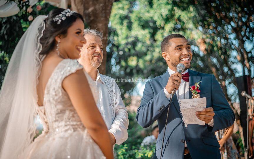 Carlos & Karen (Ceremonia)