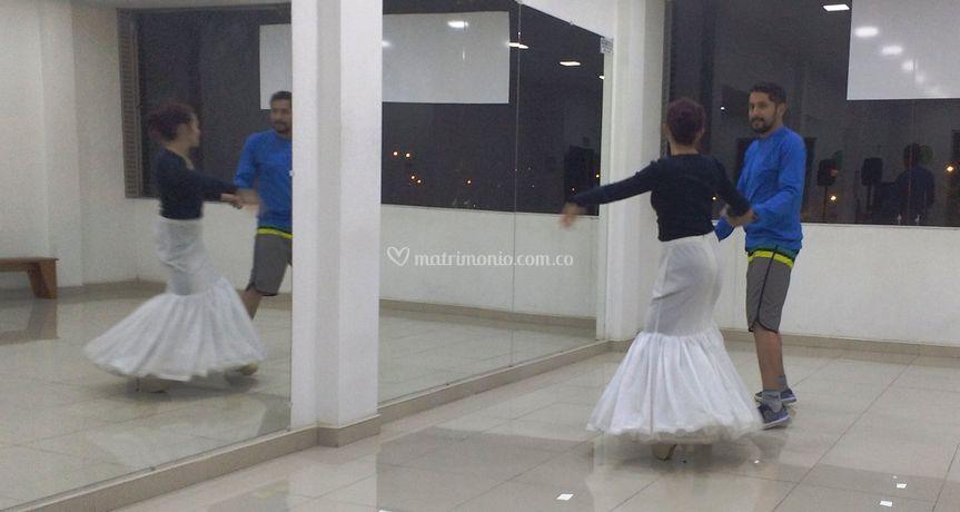 Bailes en pareja