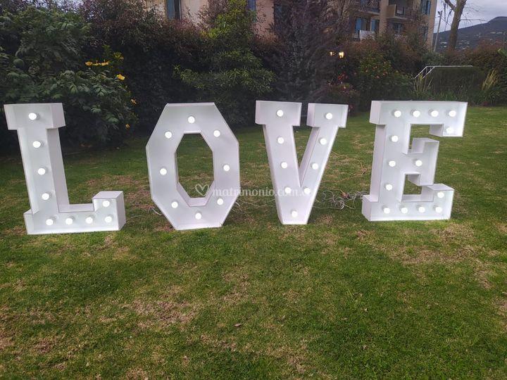 Love en zona verde