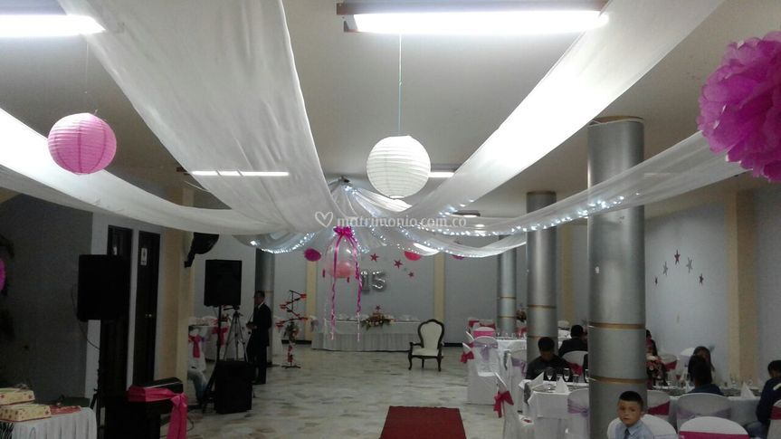 Evento fucsia