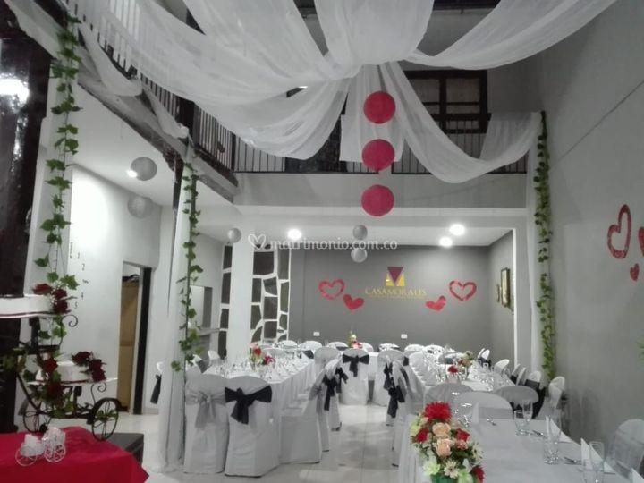 Casa Morales - Matrimonio