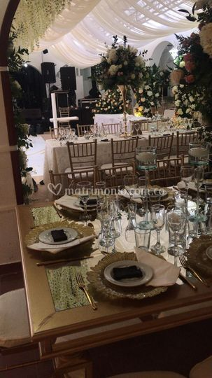 Catering colonial