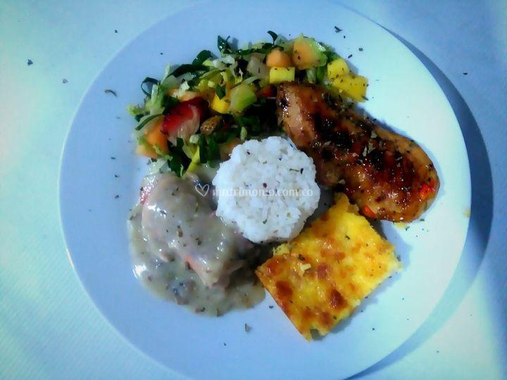 Gastronómica internacional