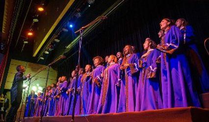 Cartagena Gospel Singers 1