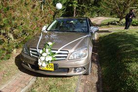 Matrimonio en Mercedes Benz