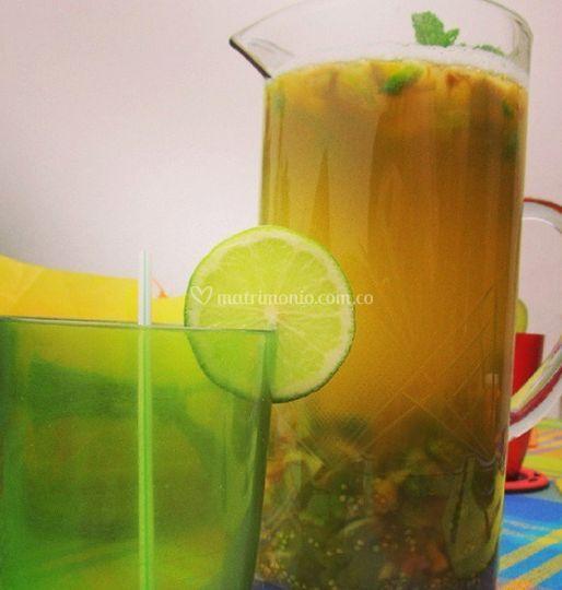 Exquisitas bebidas