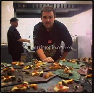 Chef Andres Nieto