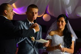 Edinson Castaño - Maestro de ceremonia