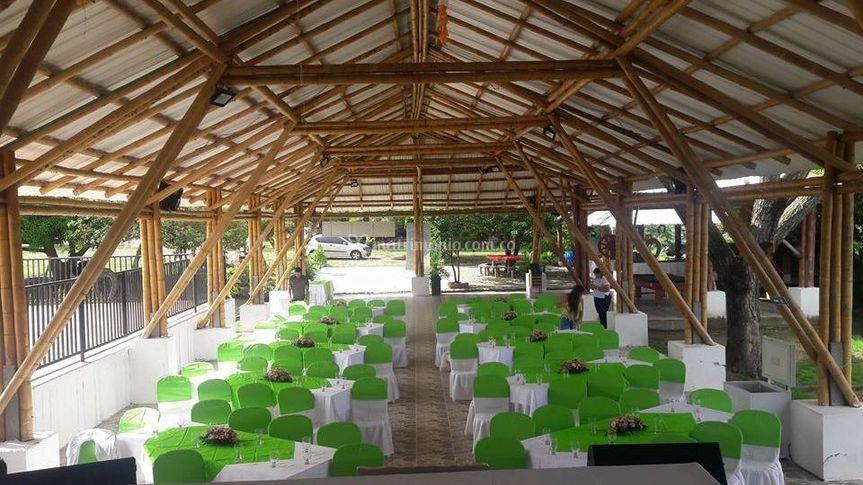 Banquetes Luna Verde