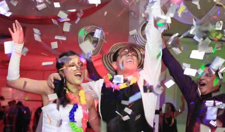Hora loca y carnaval